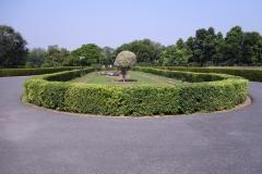 Inne på Old Fort-komplexet, Delhi.