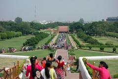 Lotus-templet, Delhi.