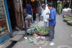 Shankharia Bazar, old Dhaka.