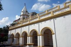 Armenian church of the holy resurrection, Armanitola, Dhaka.