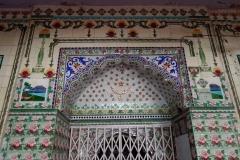 Mosaiken i Star Mosque, Dhaka.