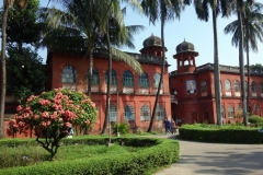 Fazlul Huq Muslim Hall, University Of Dhaka, Dhaka.