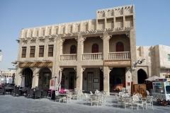 Restaurang, Souq Waqif, Doha.