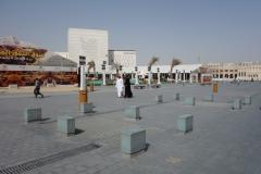 Torg i Souq Waqif, Doha.