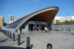 Union metrostation, Deira, Dubai.