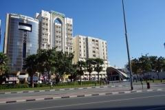 Baniyas Square metrostation, Deira, Dubai.