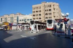 Sabkha Bus Station, Deira, Dubai.