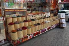 Kryddaffär i anslutning till Gold Souq, Dubai.