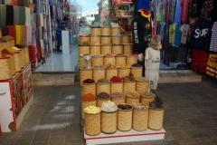 Bur Dubai Souq, Bur Dubai, Dubai. Dubais äldsta marknad.