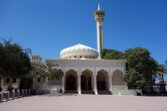 Al Farooq Mosque, Al Fahidi Historic District, Bur Dubai, Dubai.