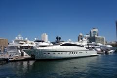 Al Seef Marina, Bur Dubai, Dubai.