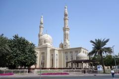 Jumeirah Mosque, Jumeirah, Dubai.