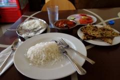 Fantastiska Sind Punjab Restaurant, Bur Dubai, Dubai.
