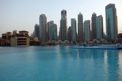 Dubai Fountain, Dubai Mall, Dubai.