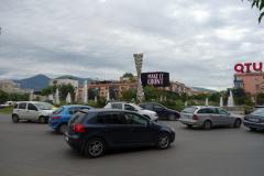 Zogu I Zi Roundabout, Tirana.
