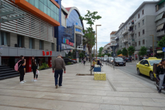 Gatuscen i Durrës.