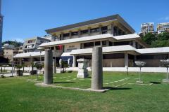 Durrës arkeologiska museum.