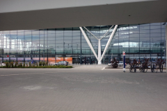 Terminal 2, Gdańsk Lech Wałęsa Airport.