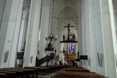 Mariakyrkan, Gdańsk.