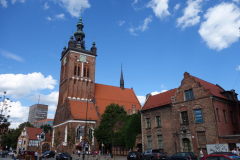 St. Catherine's Church, Gdańsk.