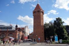 Baszta Jacek (Sankt Hyacinthus torn), Gdańsk.