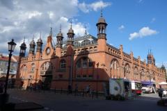 Market Hall, Gdańsk.