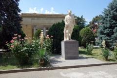 Josef Stalin, Josef Stalin-museet, Gori.