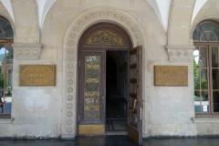Entrén till Josef Stalin-museet, Gori.