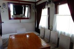 Stalins privata tågvagn, Josef Stalin-museet, Gori.