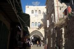 Al Wad Street, Muslim Quarter, Jerusalem.