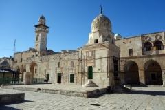 Sabil of Qaitbay, Tempelberget, Jerusalem.