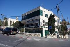 Livsmedelsaffär på Olivberget, Jerusalem.
