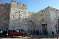 Jaffa Gate, Jerusalem.