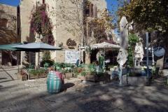 Holy Café, Hurva Square, Jewish Quarter, Jerusalem.