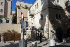 Gatuscen Jewish Quarter, Jerusalem.
