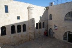 Four Sephardi Synagogoues, Gatuscen Jewish Quarter, Jerusalem.