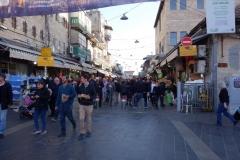 Gatuscen Mahane Yehuda Market, Jerusalem.
