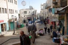 Gatuscen i Betlehem, Västbanken.