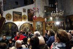 Födelsekyrkan, Betlehem, Västbanken.