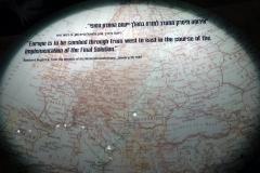The Holocaust History Museum, Yad Vashem, Jerusalem.