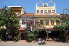 Fransk kolonial arkitektur, Kampot.