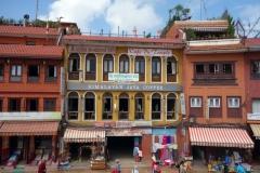 Himalayan Java Coffee, Boudhanath, Katmandu.