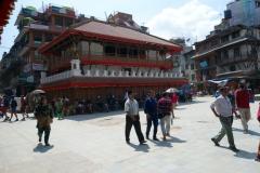Silyan Sattal, Durbar Square, Katmandu.