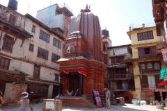 Gaa Kuti Mahadev, Durbar Square, Katmandu.