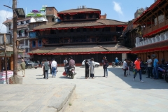 Dhansa, Durbar Square, Katmandu.