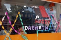Den 15 dagar långa högtiden Dashain firas just nu i Katmandu. Det är den största festivalen i Nepal.