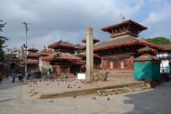 Vackra Jaganath (Krishna) Temple, Durbar Square, Katmandu.