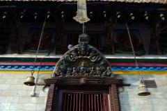 Mahendreswor Temple, Durbar Square, Katmandu.