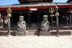 Dattatraya-templet, Dattatraya Tol, Bhaktapur.