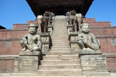 Nyatapola Pagoda, Taumadhi Tol, Bhaktapur.